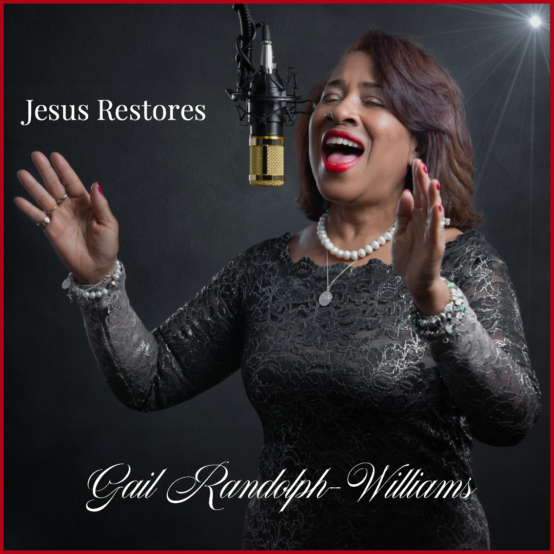 Look for Pastor Gail Randolph-Williams new Single to be released soon and click on the link to hear this amazing Talented artist sing her Beautiful rendition of